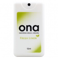 Ona Spray Card Fresh Linen 12ml