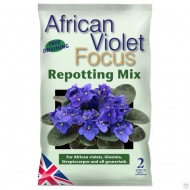 Growth Technology Грунт для фиалок African violet Focus Repotting Mix