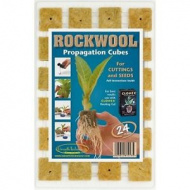 Growth Technology Rockwool 24 cubes