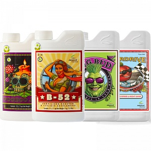 Advanced Nutrients Hobbyist Bundle Set - фото 1