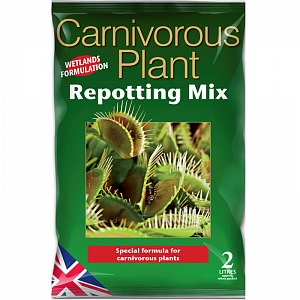 Growth Technology Carnivorous Repotting Mix - фото 1